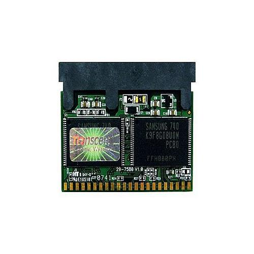 Transcend SATA Flash Module Vertical - Solid state drive - 2 GB - internal - SATA 1.5Gb/s