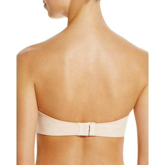 fine lines - Women s fine lines MM017 Memory Low Cut Strapless 4 Way  Convertible Bra - Walmart.com a4f49f90b