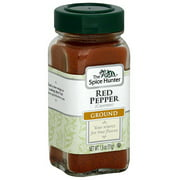 The Spice Hunter Ground Cayenne Red Pepper, 1.8 oz, (Pack of 6)
