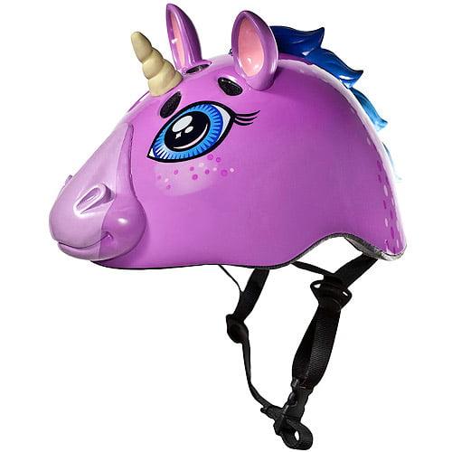 Child's Bicycle Helmet: Unicorn