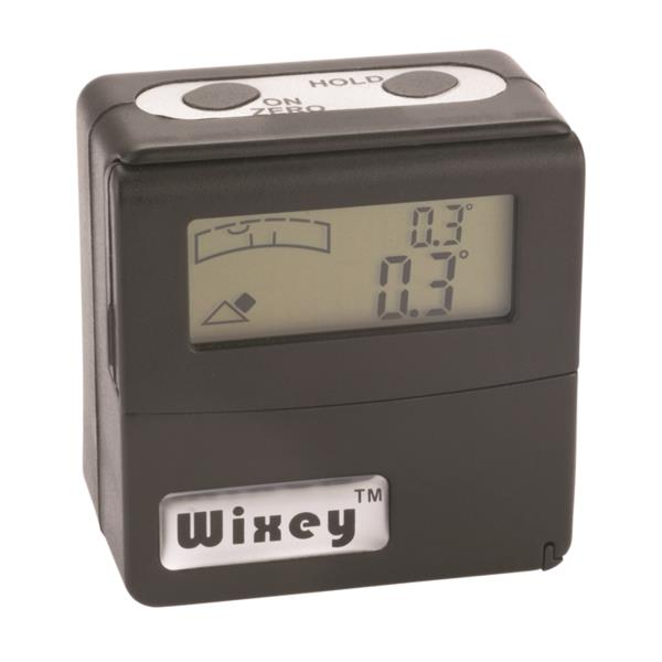 Wixey WR 365 Digital Angle Gauge w/Level