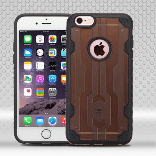 Apple iPhone 6 Plus/iPhone 6s Plus MyBat Challenger Hybrid Protector Cover