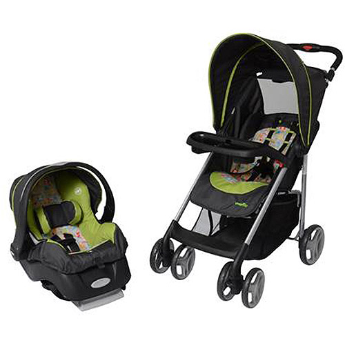 Generic Journeylite Emblx Travel System, Woodbud