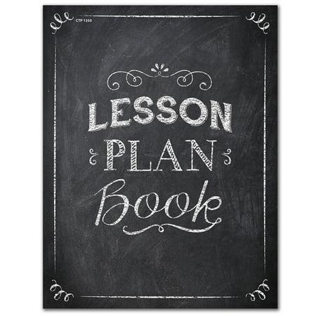 Lesson Planbook (Chalk it Up! Lesson Plan Book)