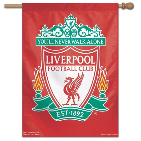 Liverpool FC House Flag