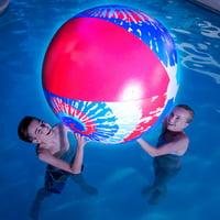 SwimWays Dyno Light Supersized Beach Ball