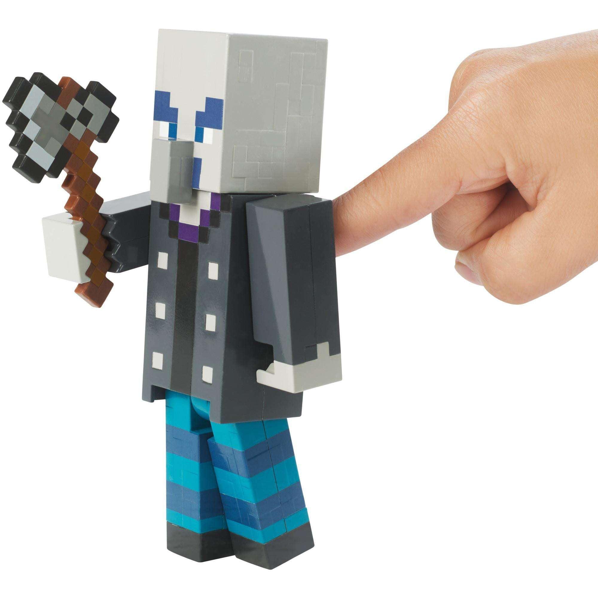 Minecraft Chopping Vindicator