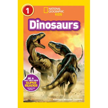 National Geographic Readers  Dinosaurs