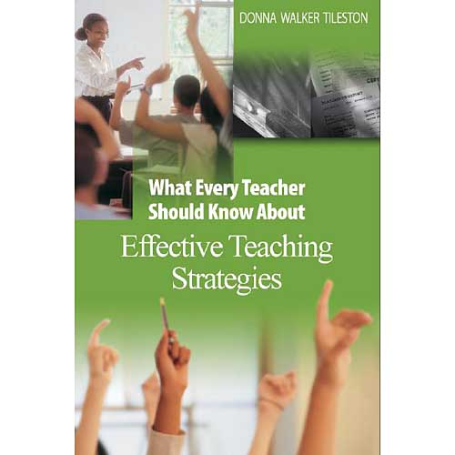 What Every Teacher Should Know About Effective Teaching Strategies, Paperback