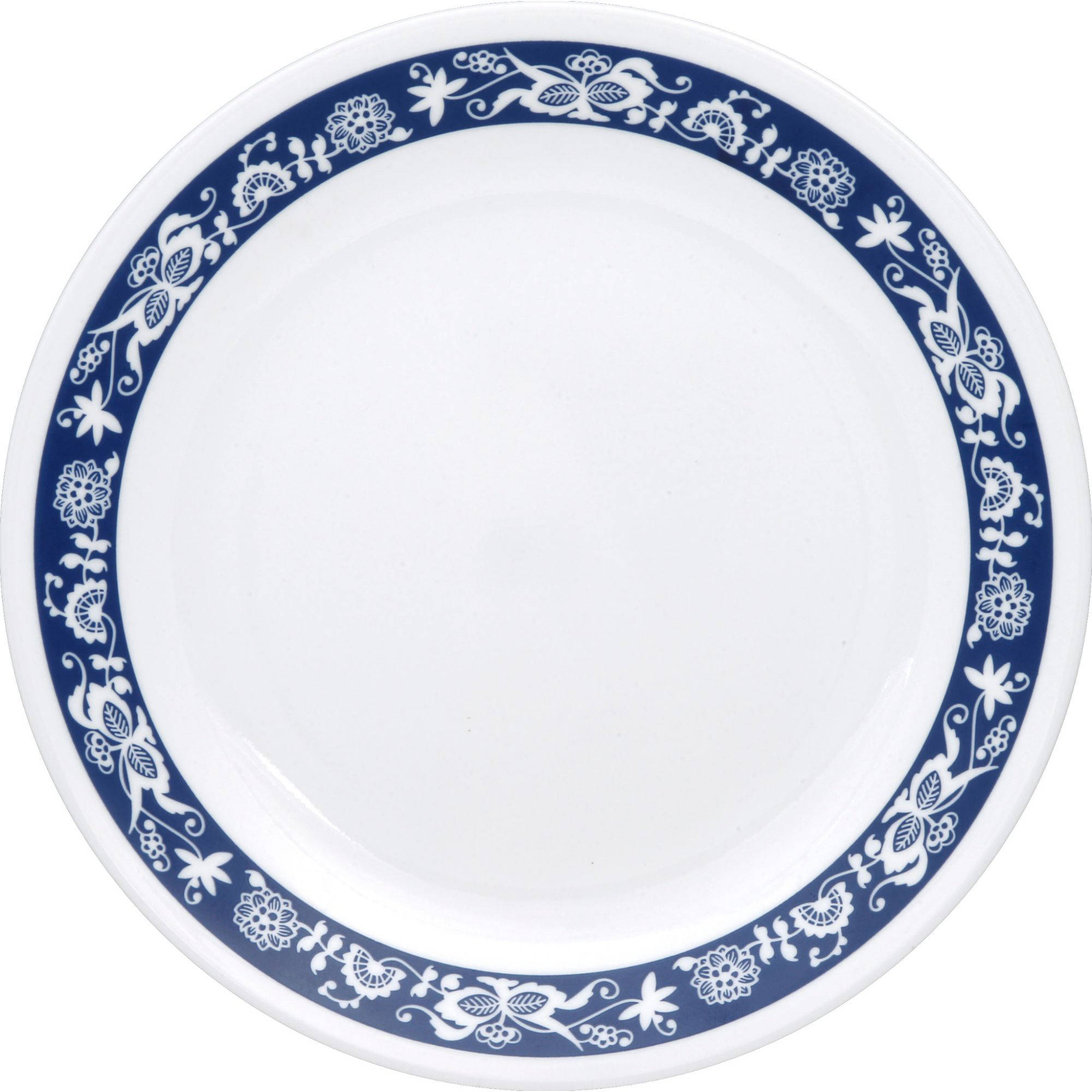 "Corelle Livingware 8.5"" Luncheon Plate, True Blue"