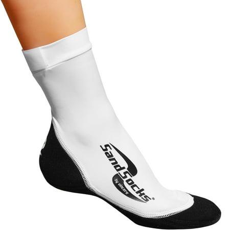 Sand Socks Classic High Top Neoprene Athletic Socks -