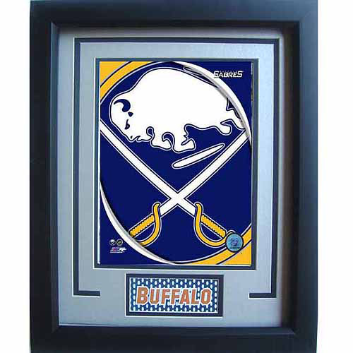 NHL 11x14 Deluxe Photo Frame, Buffalo Sabres