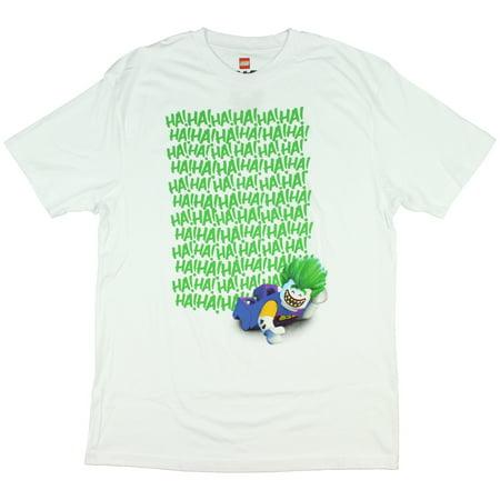 Lego Batman Men's Joker HA HA HA T-Shirt](Joker Girlfriend)