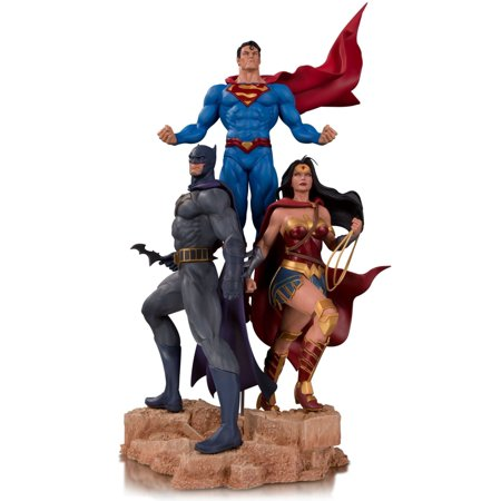 DC Designer Series Trinity (Superman, Batman & Wonder Woman) Statue [Jason Fabok]