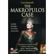The Makropulos Case (DVD)