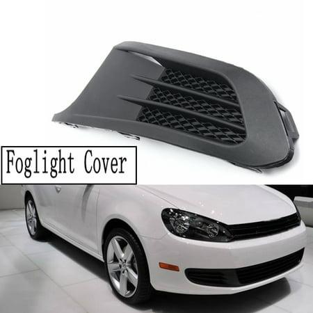 Front Driver Side LH Fog Light Cover Bezel For VW JETTA VW1038119 5C68536659B9 - image 6 de 6