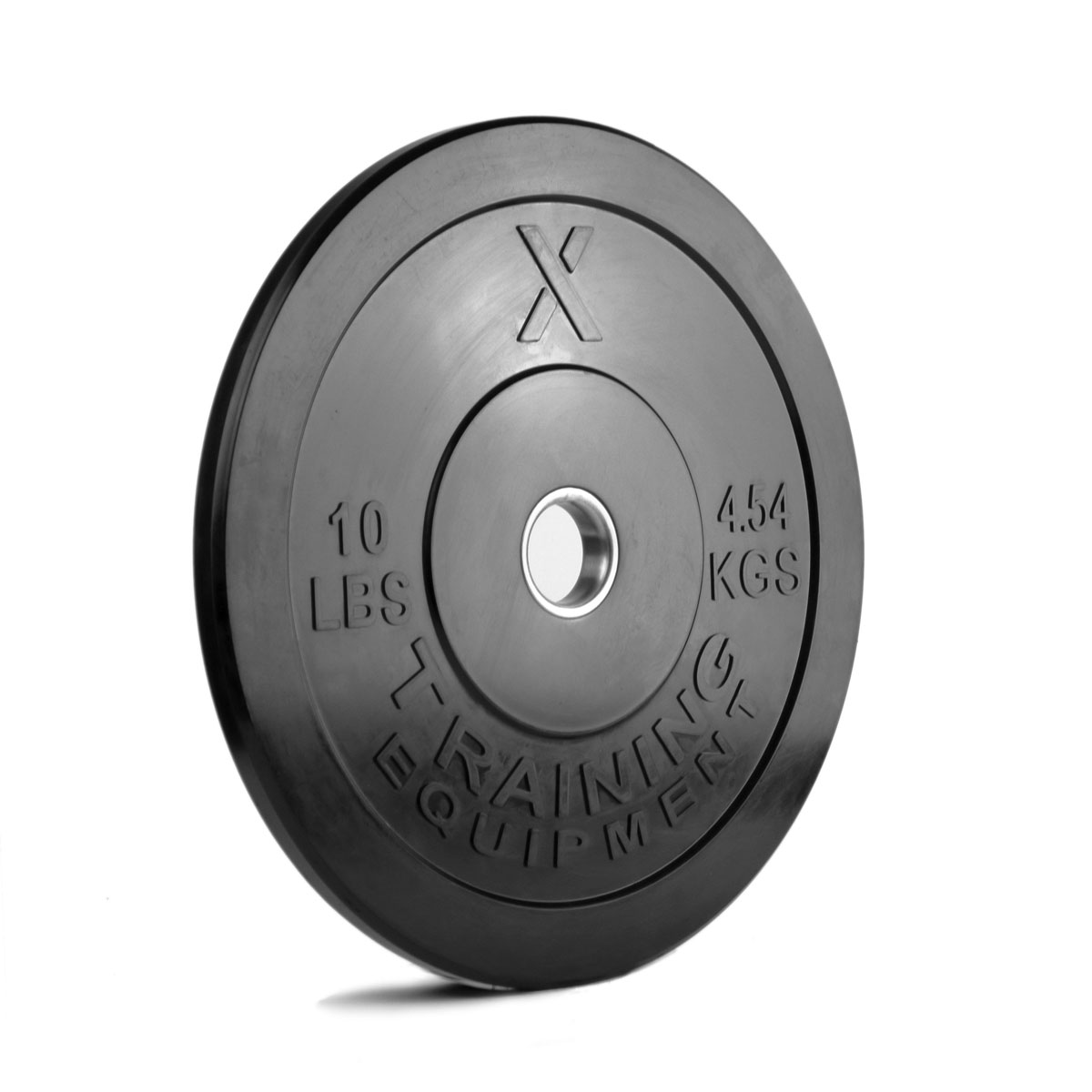 Weider Olympic Size Barbell Weights Eight 2.5 Lb Grip Plates NEW