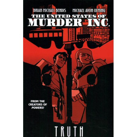 United States of Murder Inc. Vol. 1 : Truth (Bats Of United States)