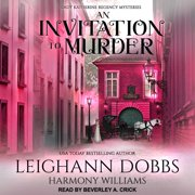 An Invitation To Murder - Audiobook