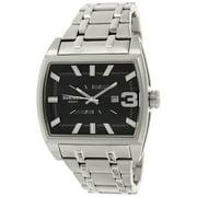 Men's Starship DZ1672 Silver Stainless-Steel Quartz Watch