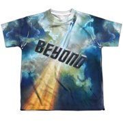 Star Trek Beyond Out There Big Boys Sublimation Shirt