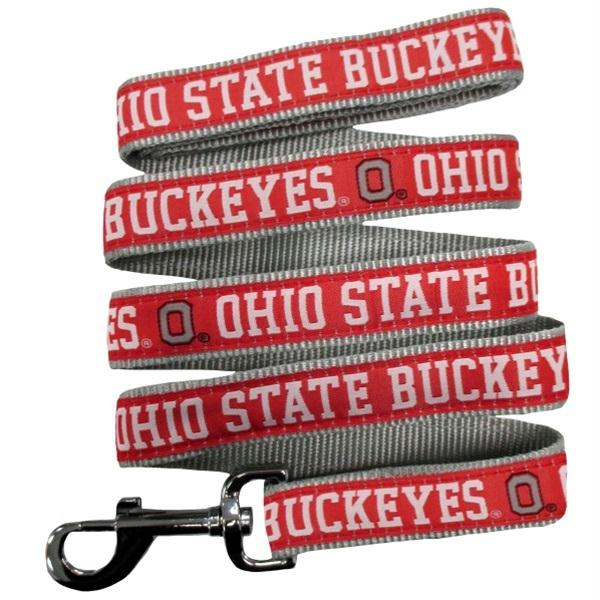 Ohio State Buckeyes Dog Leash