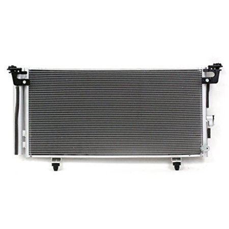 A-C Condenser - Pacific Best Inc For/Fit 3885 10-14 Subaru Legacy Outback WITH Receiver &
