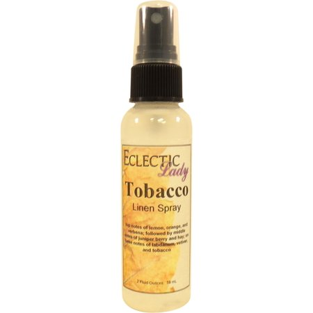 Tobacco Linen Spray, 16 ounces