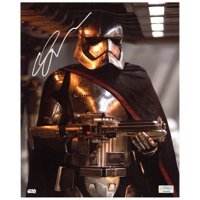 Gwendoline Christie Autographed Star Wars: The Force Awakens 8?10 Captain Phasma Photo