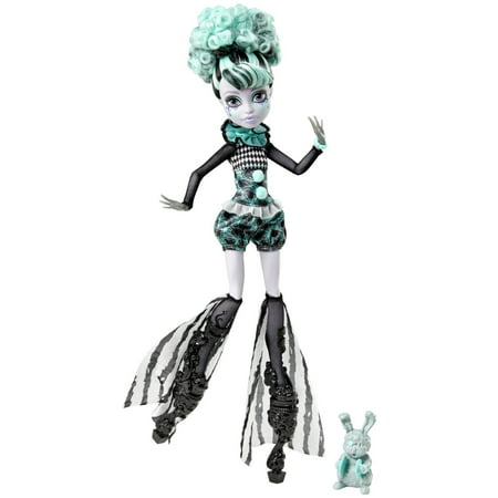 Monster High Freak du Chic Twlya Doll Daughter Of The Boogey Man (Inflatable Man Doll)