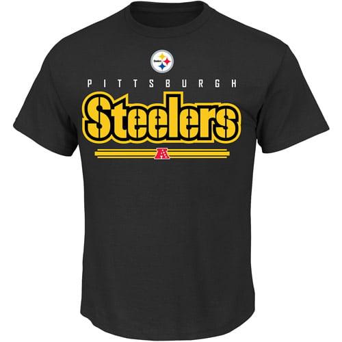 NFL Men's Pittsburgh Steelers Short Sleeve Tee