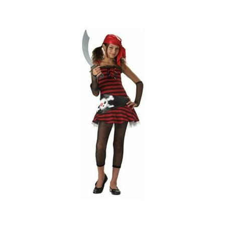 Pirate Cutie Costume (Child Pirate Cutie Costume)