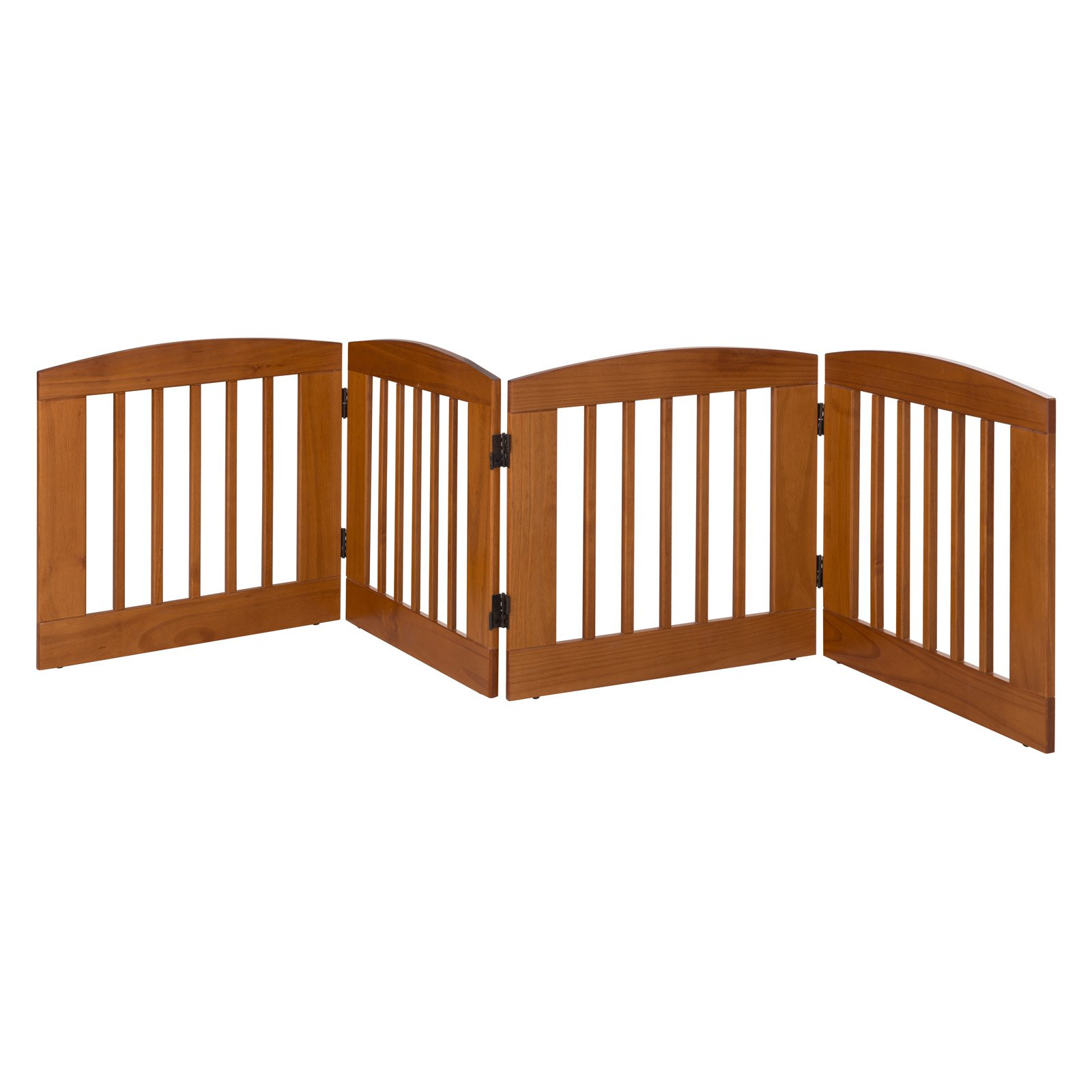 Ruffluv 4 Panel Expansion Pet Gate