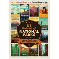 National Parks 61 Postcard Set (Other)