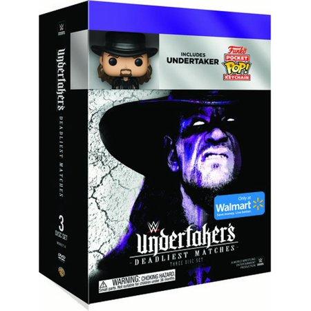 WWE: Undertaker's Deadliest Matches/Undertaker Mini Funko