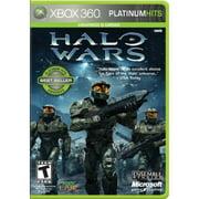 halo wars - xbox 360 (platinum hits)