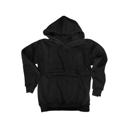 2Xl Plain Black Sweatshirt Hoodie Wholesale