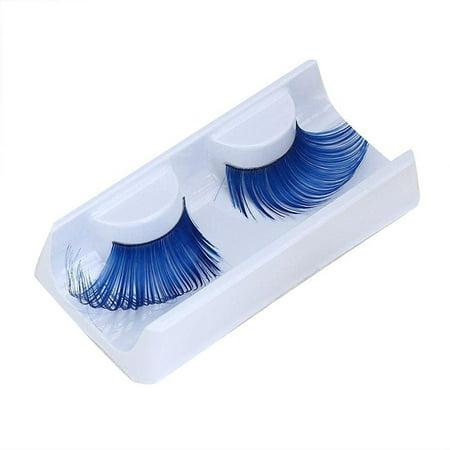 10c7776e31b misaky women fancy soft long feather false eyelashes eye lashes ...