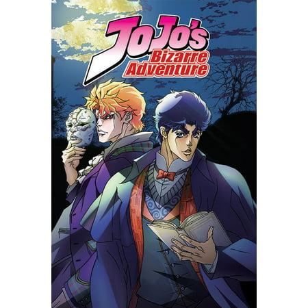 Poster - Studio B - JoJos Bizarre Adventure 36x24