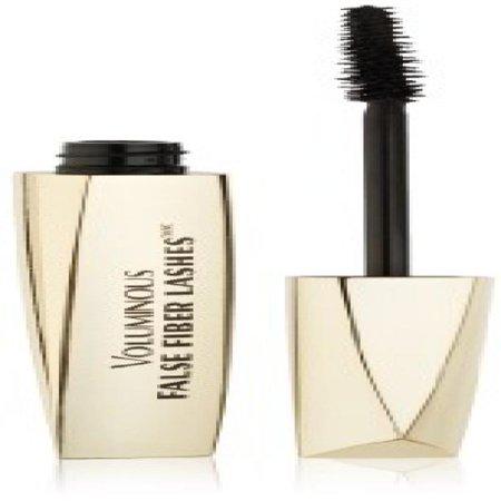 L'Oreal Paris Voluminous False Fiber Lashes Mascara, 270 Blackest Black,  0.34 Fluid