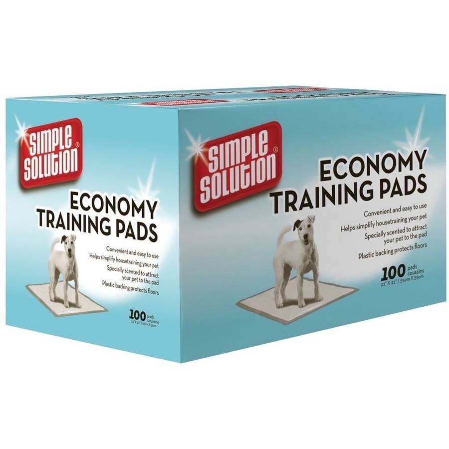 010279114506 UPC - Simple Solution Economy Puppy Training ...