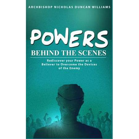 Powers Behind the Scenes