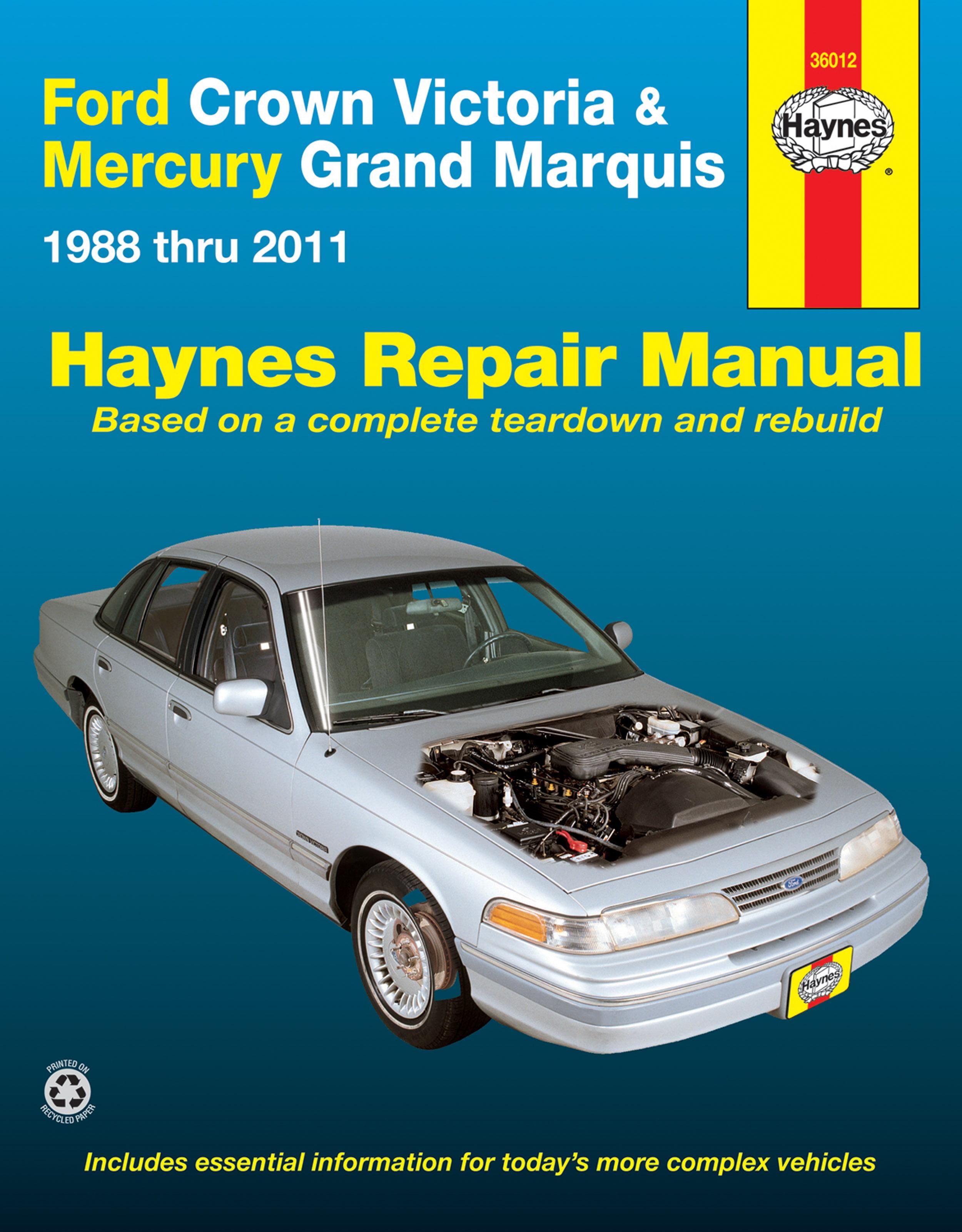 40 Mercury Grand Marquis Engine Diagram   Wiring Diagrams ...