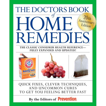 The Doctors Book of Home Remedies - eBook
