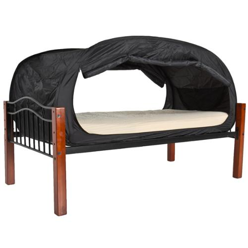 Privacy Pop Bed Tent for Twin Bunk Bed  sc 1 st  Walmart & Privacy Pop Bed Tent for Twin Bunk Bed - Walmart.com