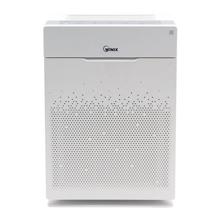 Winix HR900 Ultimate Pet True HEPA Air Purifier with PlasmaWave® Technology, 300 sq ft Room Capacity, White (Winix Hepa Air Purifier)