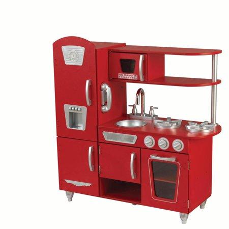 KidKraft Vintage Play Kitchen - Red
