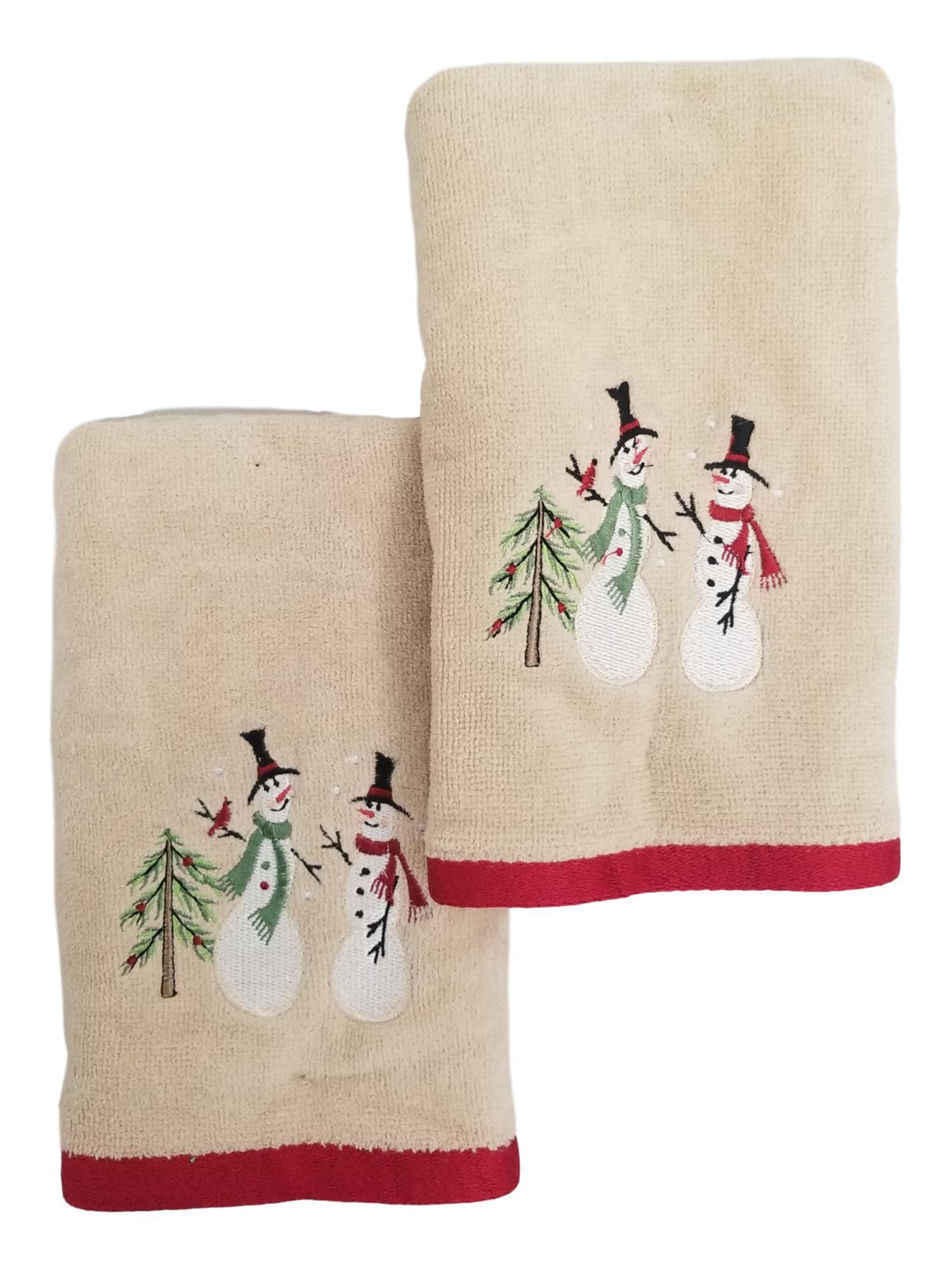 christmas hand towels at walmart