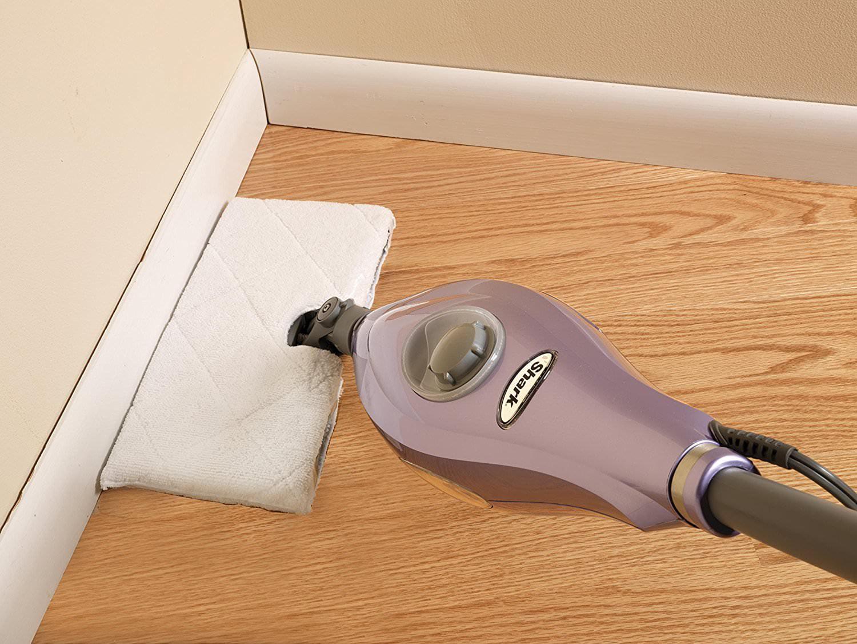 Shark Pro Steam Pocket Mop Safe On Hardwood Floors