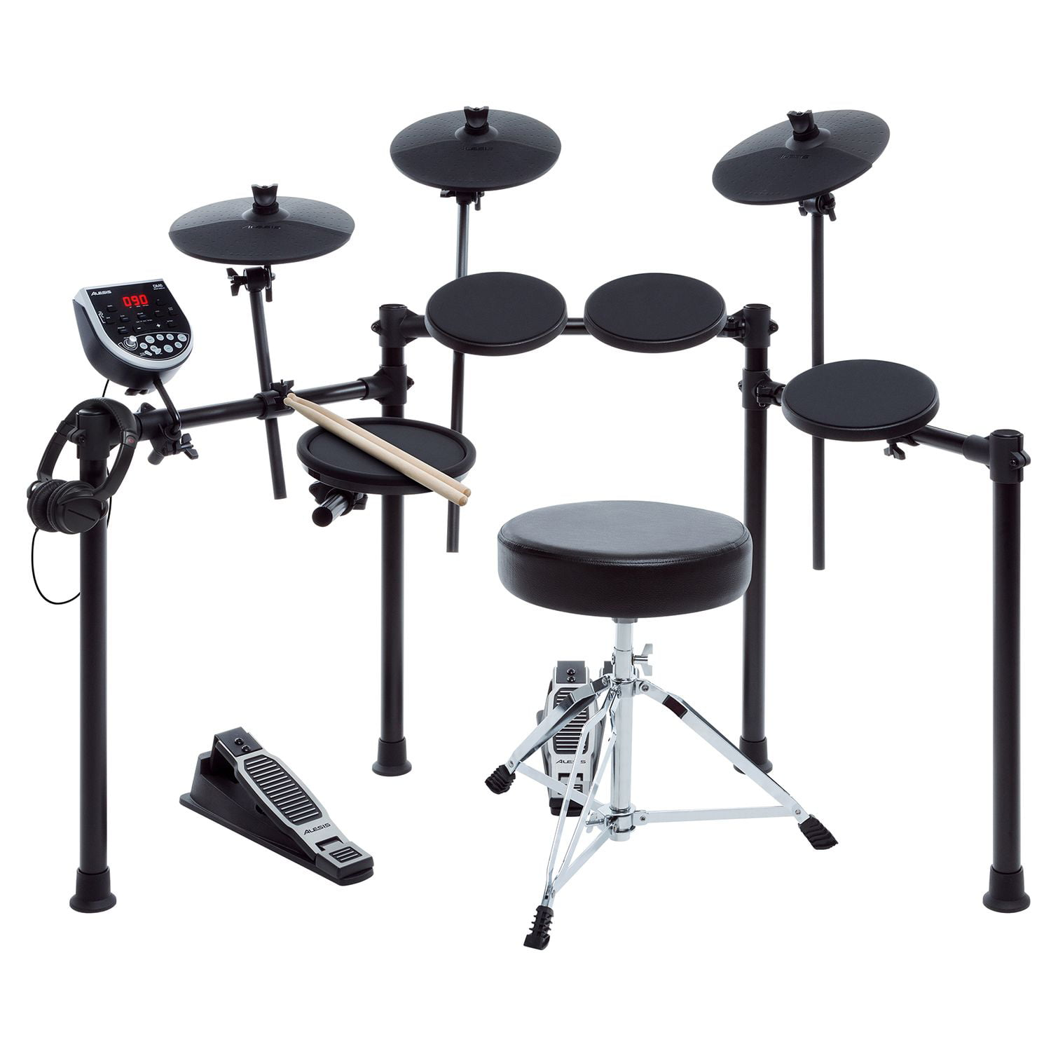Alesis DM6 Professional Electronic 8-Piece Drum Set by